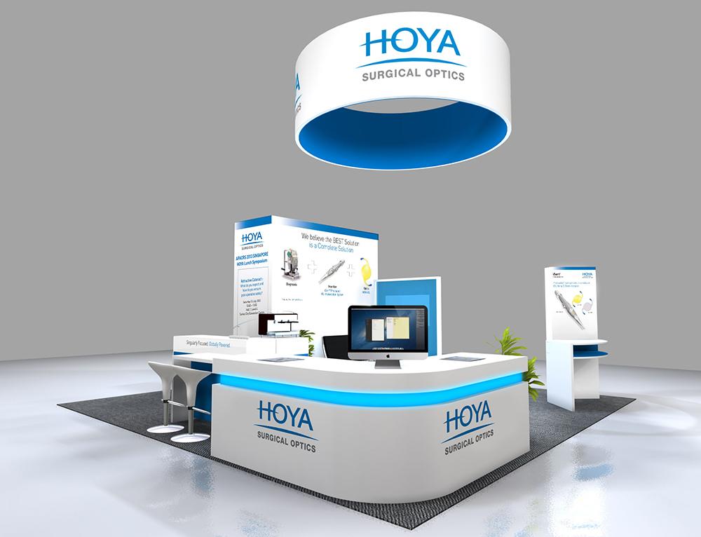 Event Booth Design - Artnexus Design